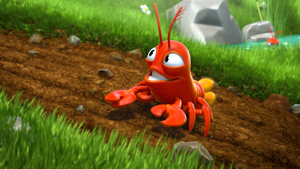 Hay Day - Lobster Still