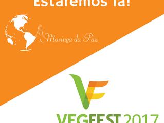 Moringa da Paz no Vegfest Brasil