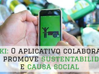Cataki - O Aplicativo da reciclagem