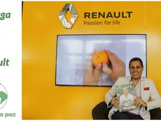 Moringa da Paz na Renault