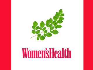 Matéria na Women's Health americana