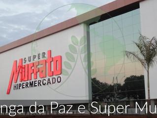 Moringa da Paz fecha parceria com o Super Muffato