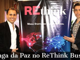 Moringa da Paz marca presença no ReThink Business