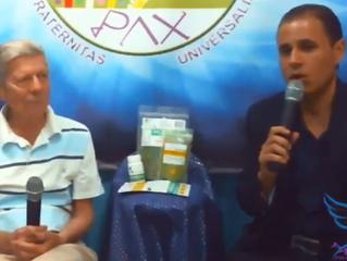 Entrevista com Alê Olív na PAX TV
