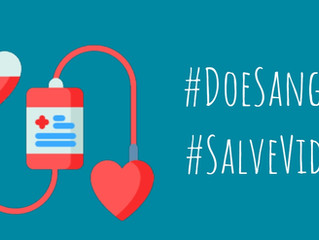 Dia Mundial do Doador de Sangue homenageia e incentiva doadores