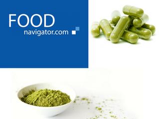 Matéria na FoodNavigator-USA