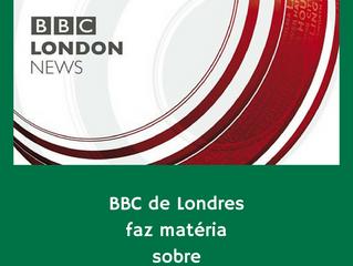 BBC de Londres faz matéria sobre Moringa Oleifera