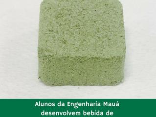 Alunos da Engenharia Mauá desenvolvem bebida de Moringa Oleifera em pastilha
