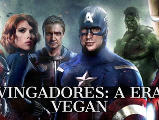 Vingadores: a era vegan