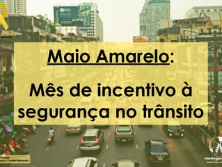 Maio Amarelo procura criar consciência de trânsito