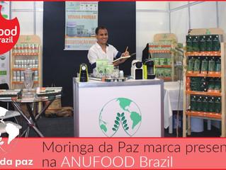 Moringa da Paz participa da ANUFOOD Brazil