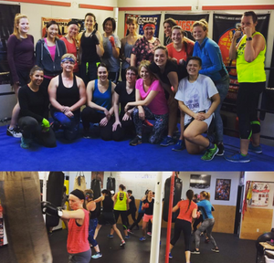 Boxing, Ladies Only, Fitness, Technique, Boxing