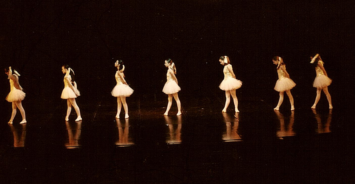 Petit Danseuse - 2004
