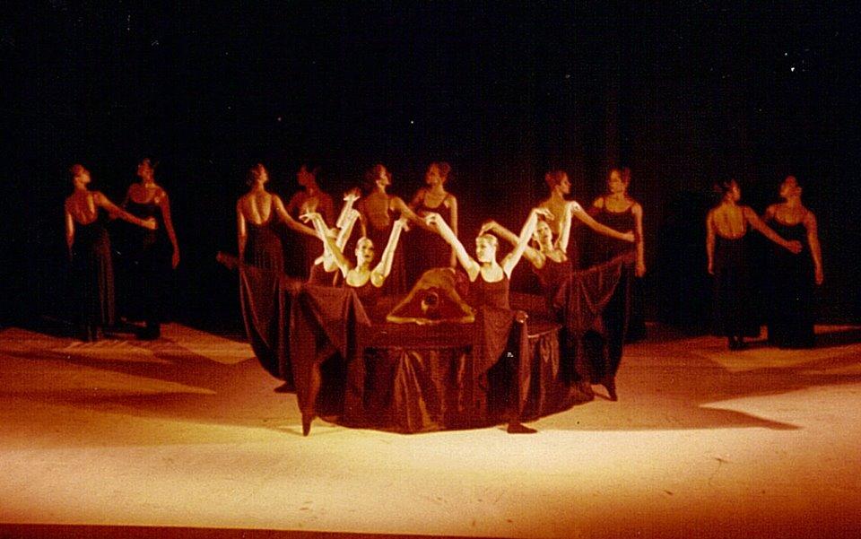 Bolero de Ravel - 1997