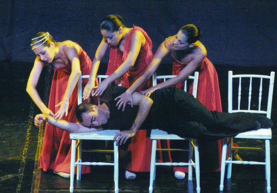 Quarteto in Red - 2001