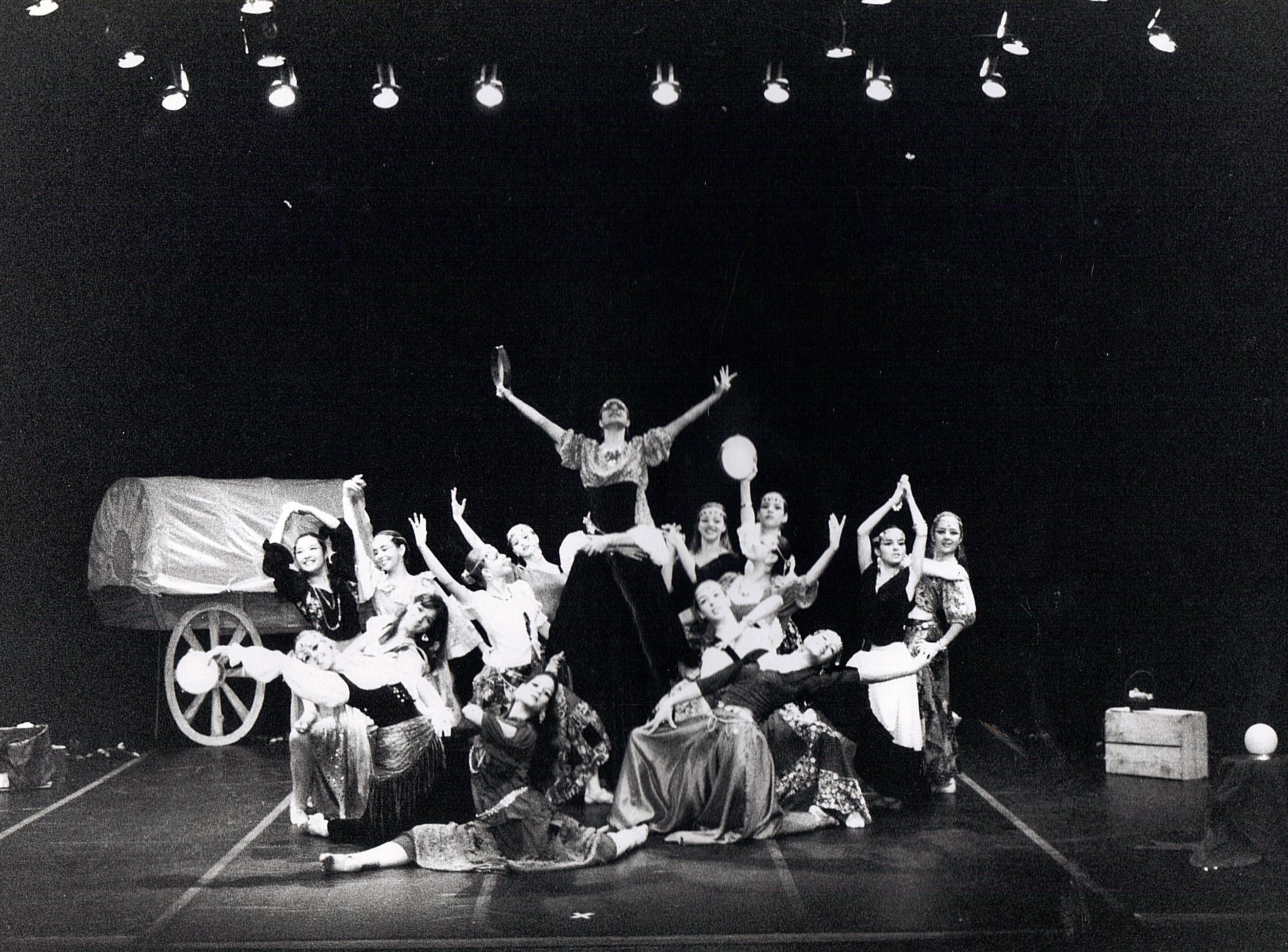 Trixis a Ciganas - 1995
