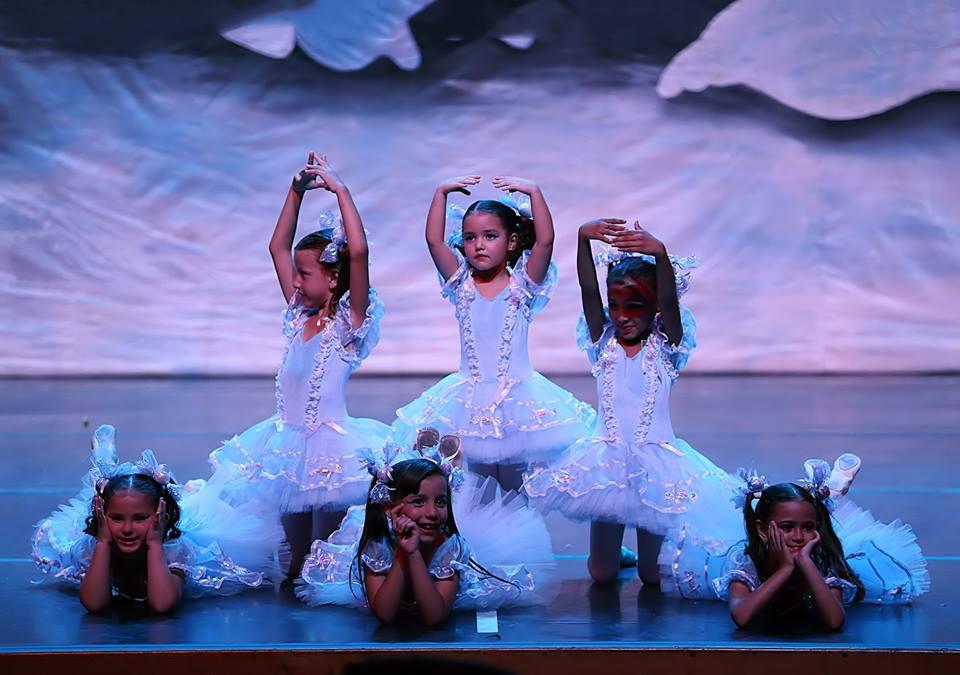 Doces Bailarinas - 2012