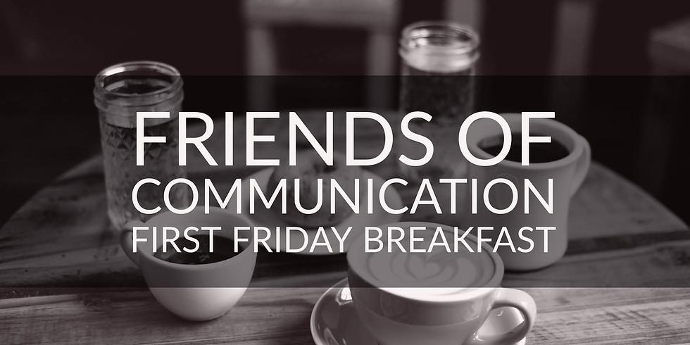First Friday Breakfast