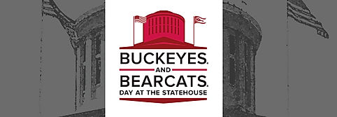 Buckeyes and Bearcats Dat at the Statehouse