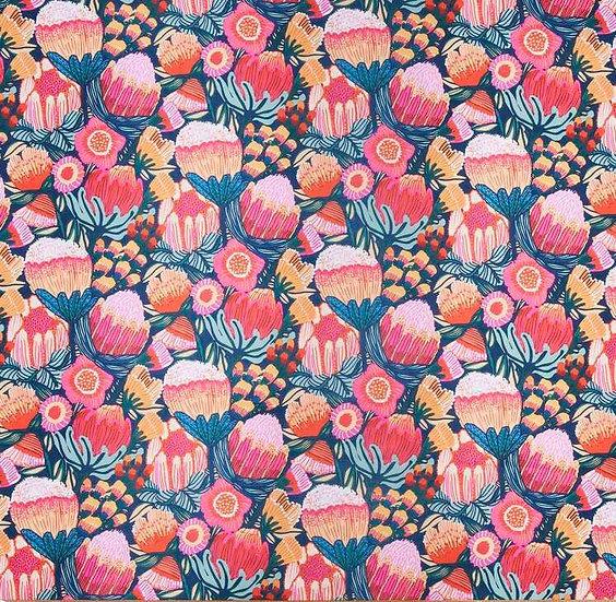 Picnic Rug - Aussie Flowers
