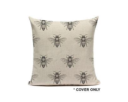 AX435-C - Indoor Cushion COVER - Cicada