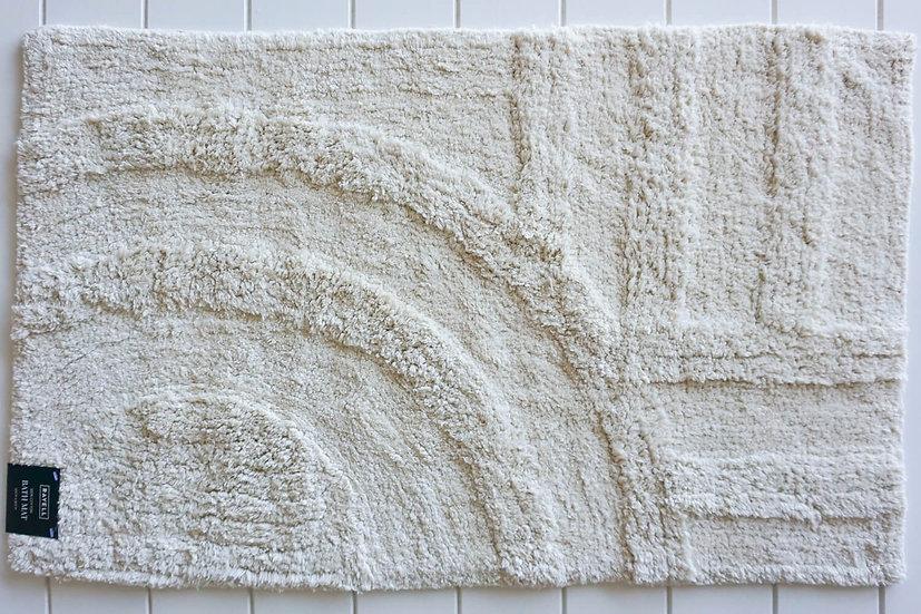 Twickenham Bath Mat - Natural