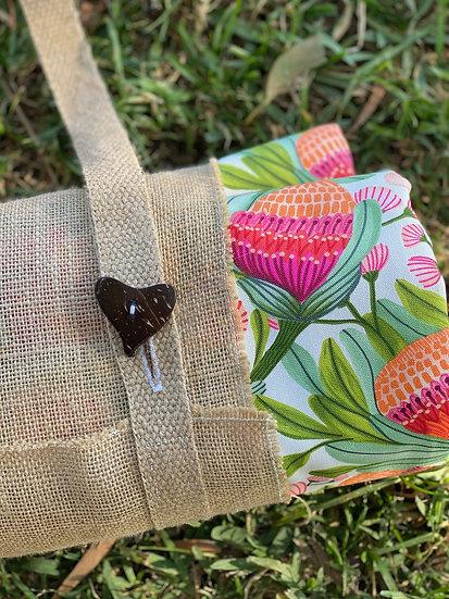 Picnic Rug - Gum Blossom