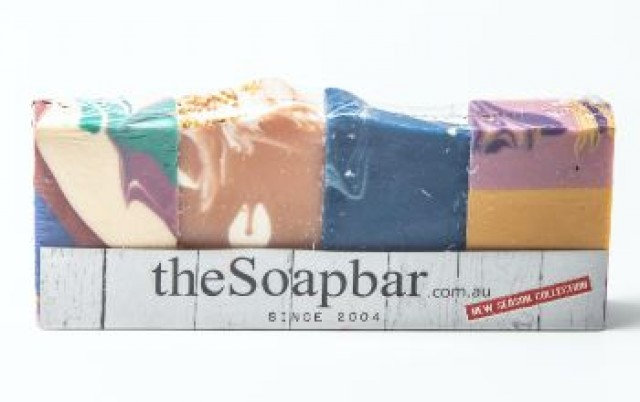 Guest Bars Boutique Style Handmade Soaps