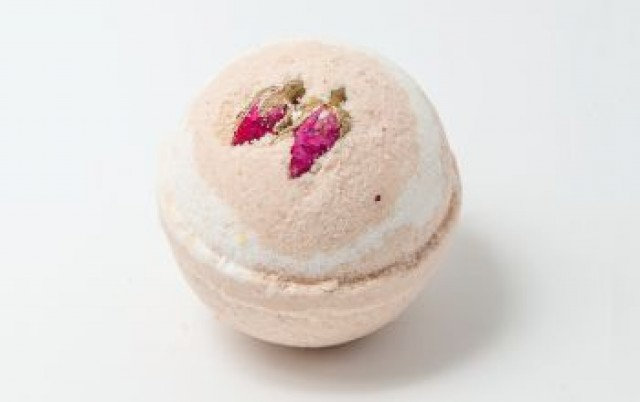 Romance Boutique Style Handmade Bath Bomb