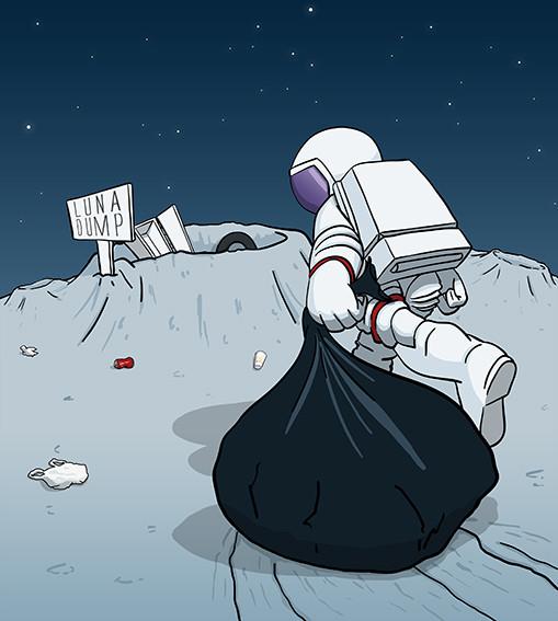 Moon Dump