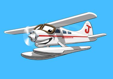 Jonathan Seaplane
