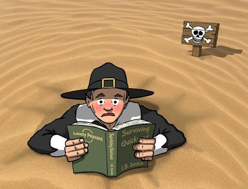 Quicksand Pilgrim