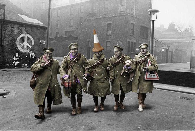 Post-war Jolly Up