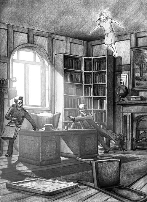 Pettigrew's Office