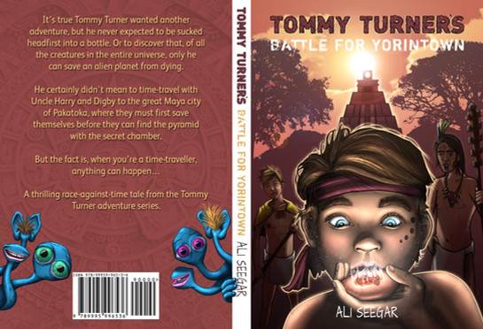 Tommy Turner's Battle for Yorintown