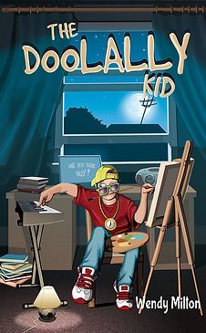 The Doolally Kid by Wendy Milton, author of children's books