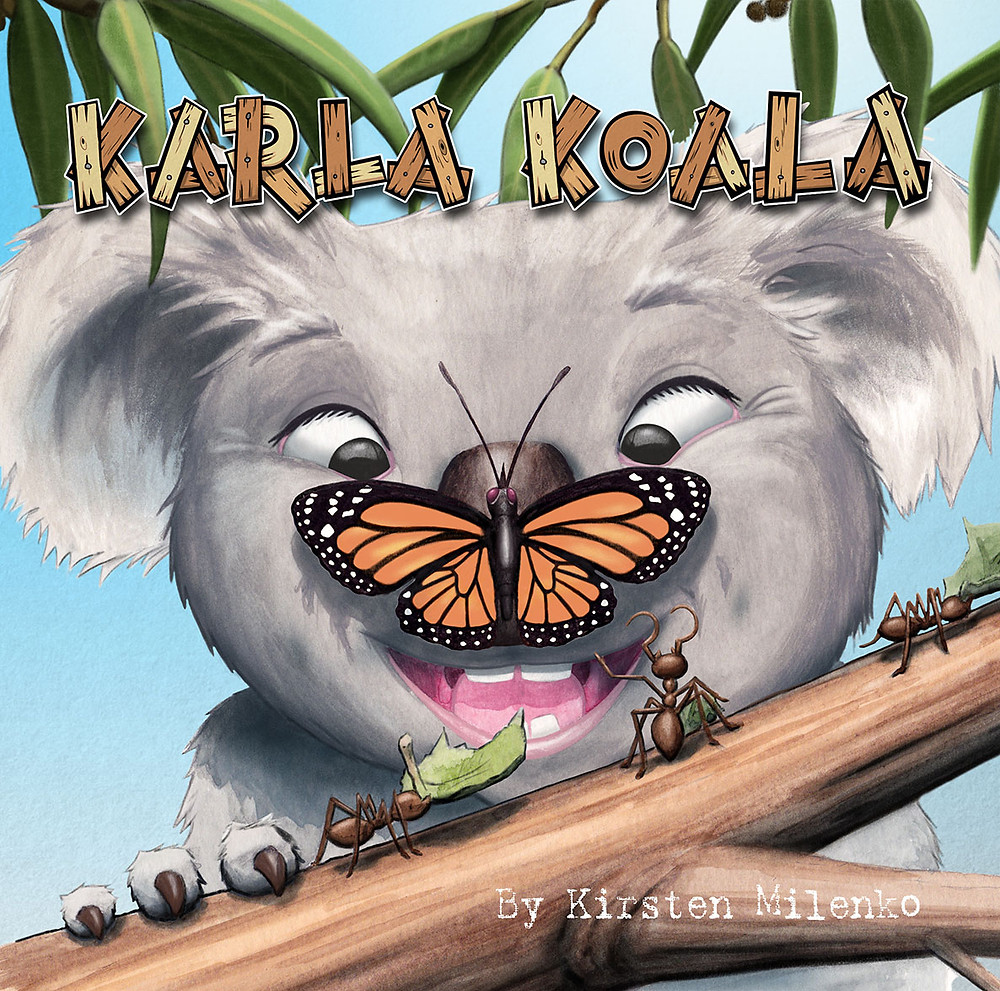 Karla Koala by Kirsten Milenko