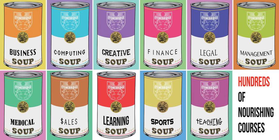 Stonebridge Soup Tins