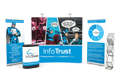 InfoTrust - Conference Artwork