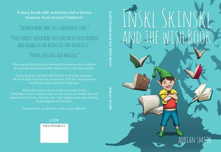 Inskl Skinskl and the Wish Book