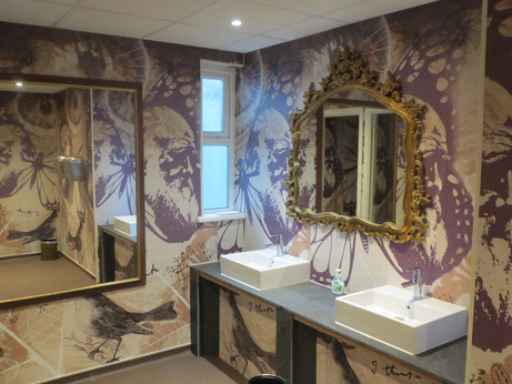 Multiple wallpapers and images for An Mor Hotel in Bude, Cornwall.