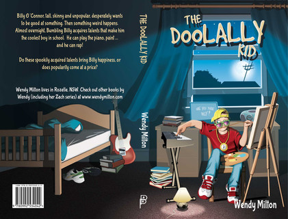 New edition of 'The Doolally Kid' is here!