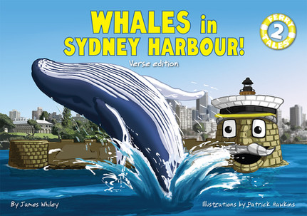 Whales in Sydney Harbour!