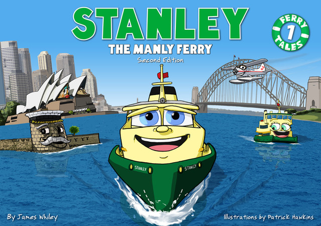 Stanle the Manly Ferry