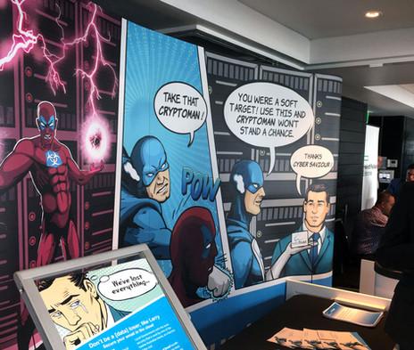 InfoTrust conference banner