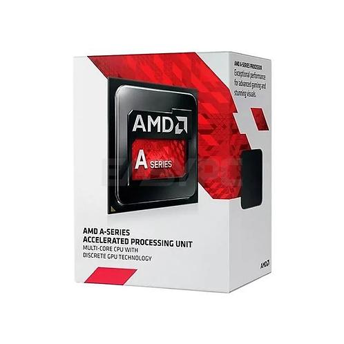 Amd A8-7680 Processor Socket Fm2+ 3.5ghz With Radeon R7 Graphics