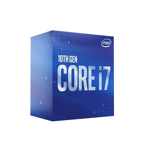 Intel Core i7-10700 Processor Socket 1200 2.9Ghz 10th Gen Comet Lake