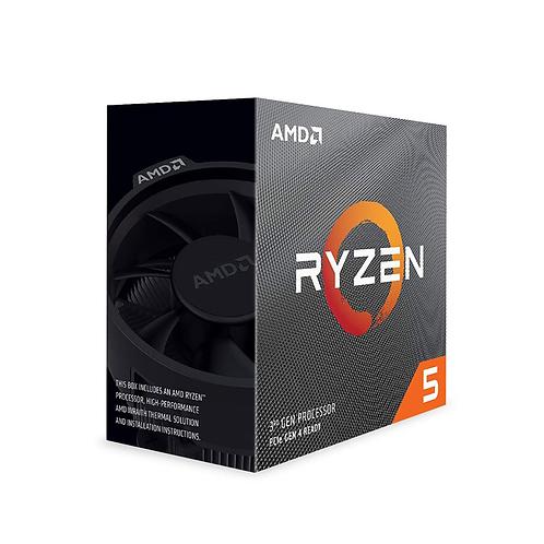 Amd Ryzen 5 3600 Processor Socket Am4 3.6ghz with Wraith Stealth Cooler