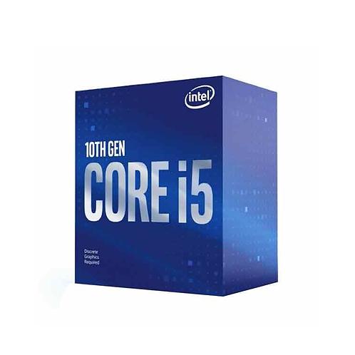 Intel Core i5-10400F Processor Socket 1200 2.9Ghz 10th Gen Comet Lake
