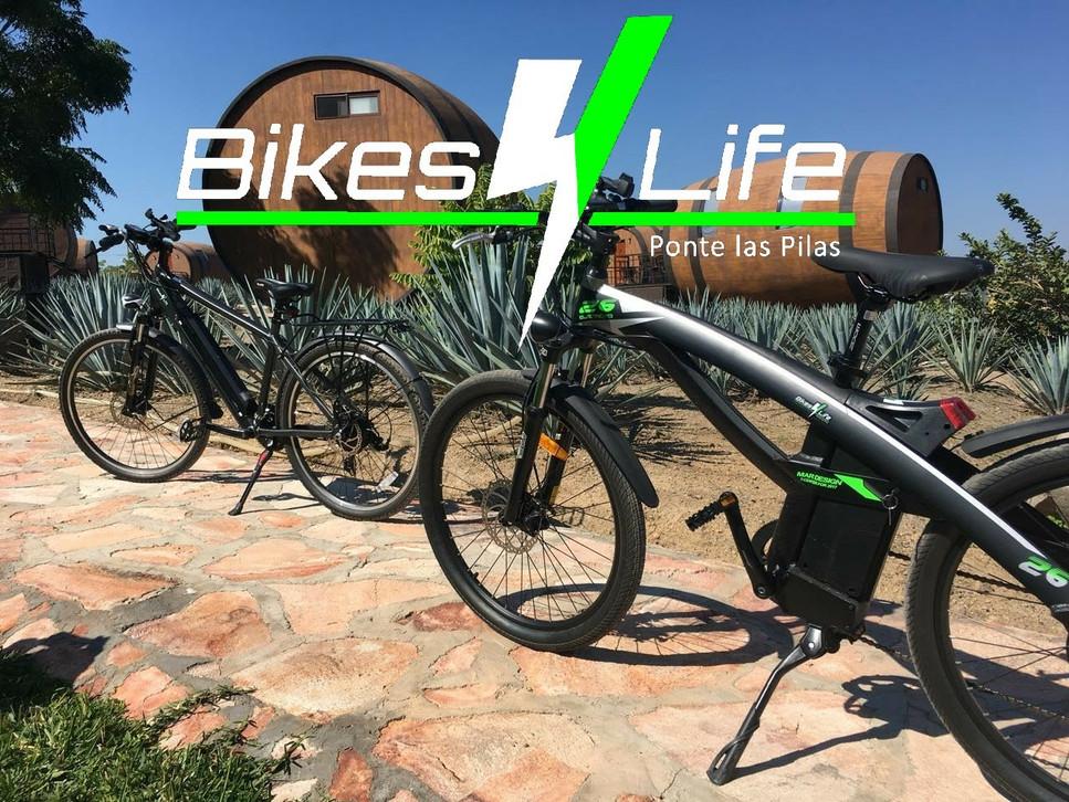 Bikes4Life Tequila